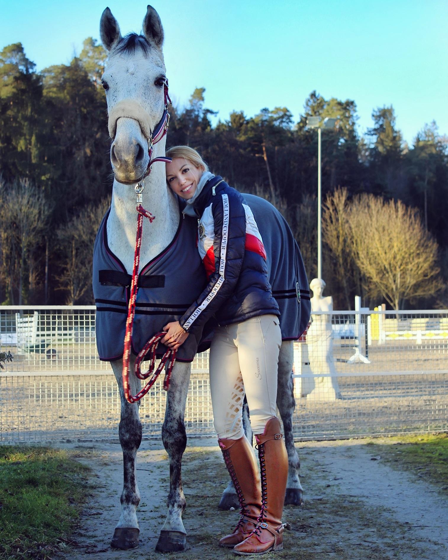 The Stylish Equestrian
